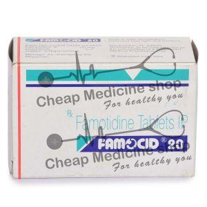 Famocid 20 Mg