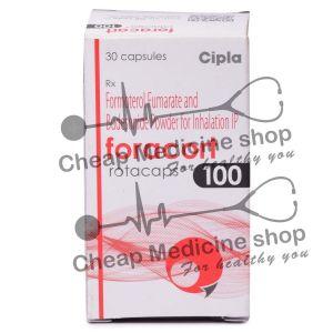Foracort Rotacaps 100 Mcg + 6 Mcg
