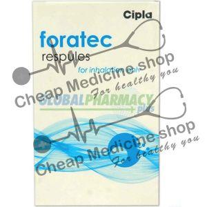 Foratec Respules  15 Mcg/2 ml