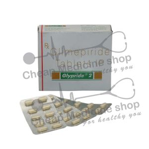 Glypride 2 Mg