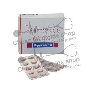 Glypride 4 Mg