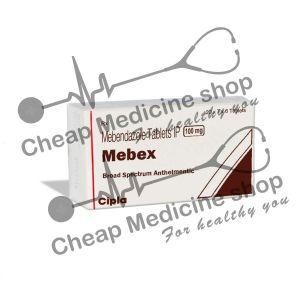 Mebex 100 Mg