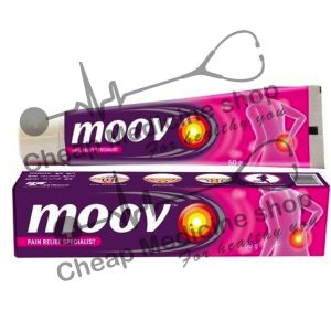 Moov Gel with Capsaicin  30 gm