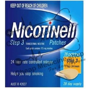 Nicotinell Patches 17 Mg