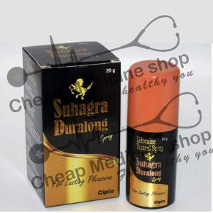 Suhagra Duralong Spray 5 Mg