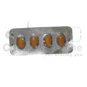 TadaRad 20Mg with Rx Tadalafil Front View