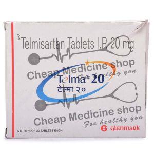 Telma 20 Mg