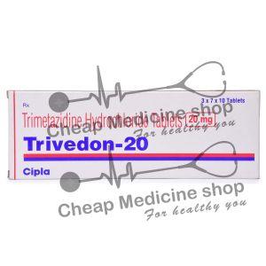 Trivedon 20 Mg