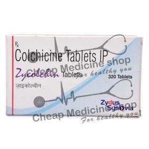 Zycolchin 0.5 Mg