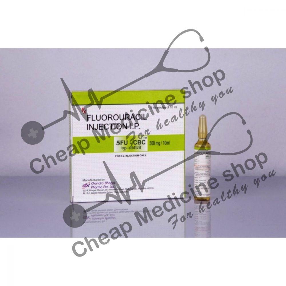 Buy 5FU Cbc 500 mg Injection