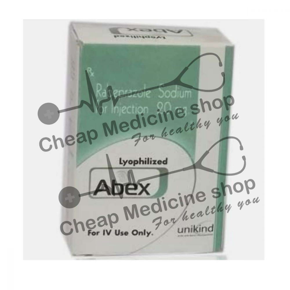 Abex 20 Mg Injection