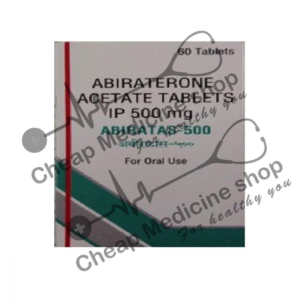 Buy Abiratas 500 mg Tablet-1