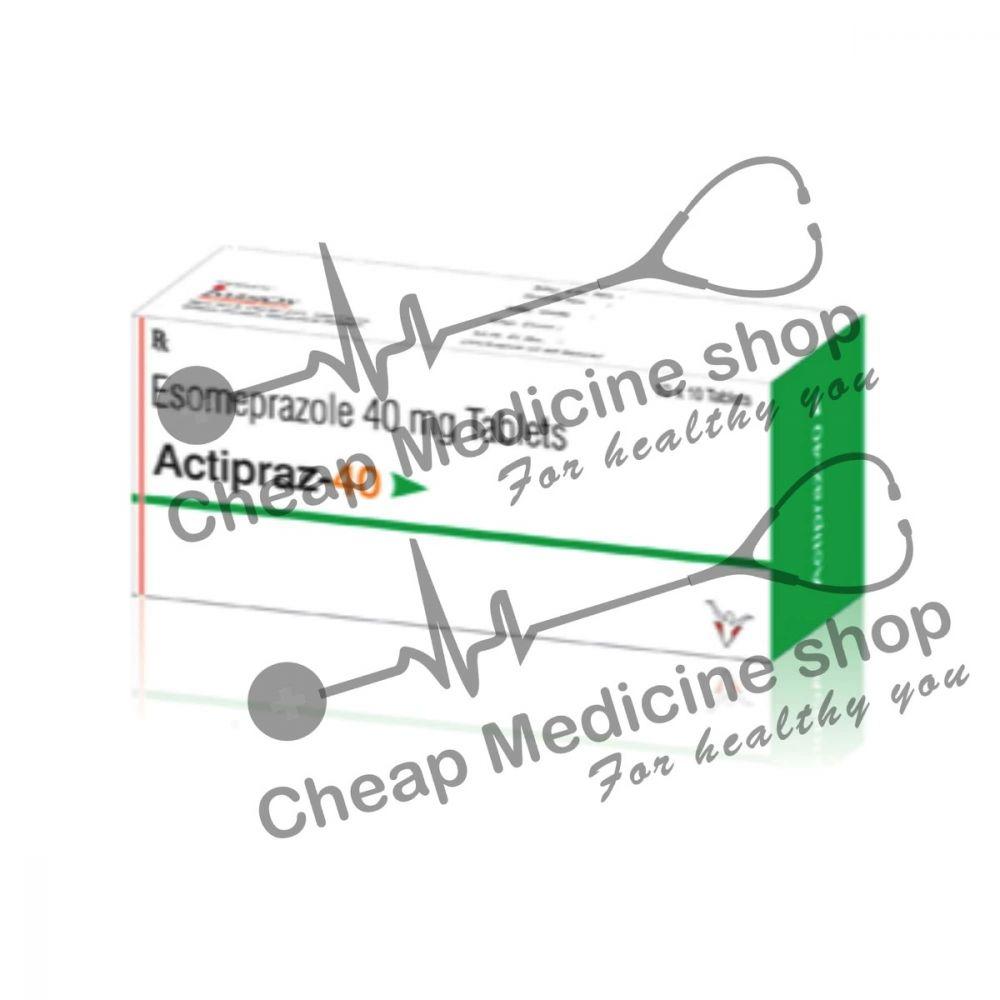 Buy Actipraz 40 Mg Tablet