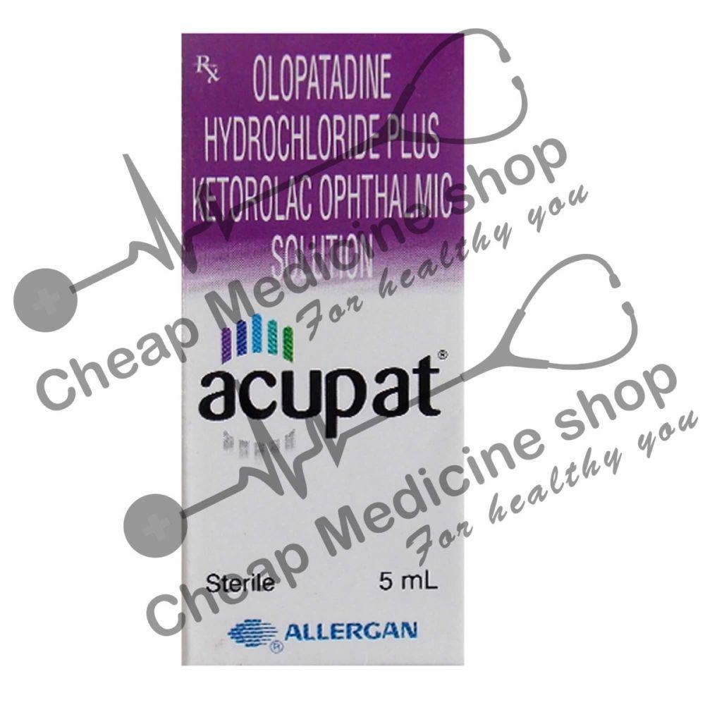 Buy Acupat 5 ml Eye Drop