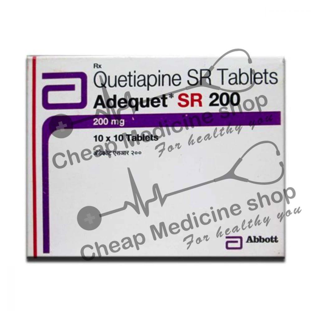 Adequet SR 200 Tablet
