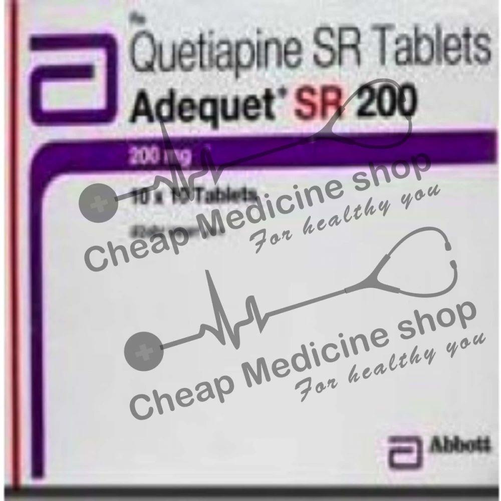 Buy Adequet SR 300 Tablet