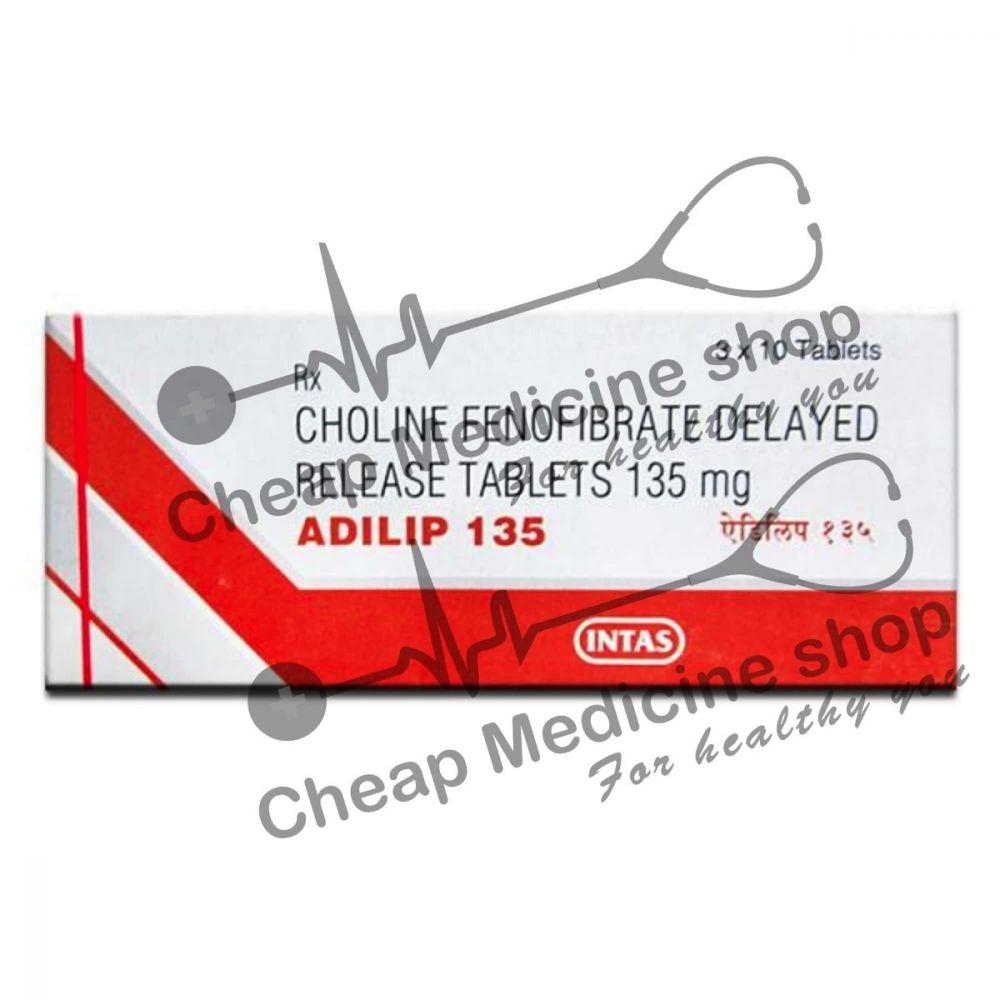 Buy Adilip 135 Tablet DR