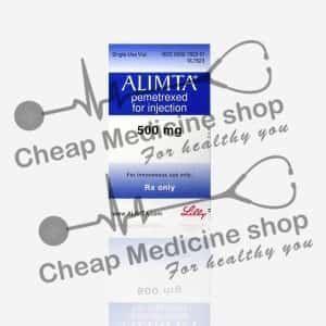 Buy Alimta 500 Mg Injection