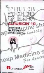 Buy Alrubicin 10 Mg Injection