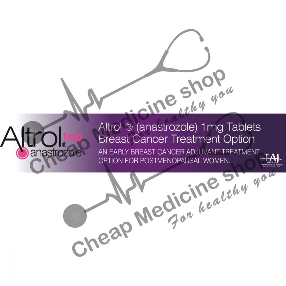 Buy Altrol  1 Mg Tablet