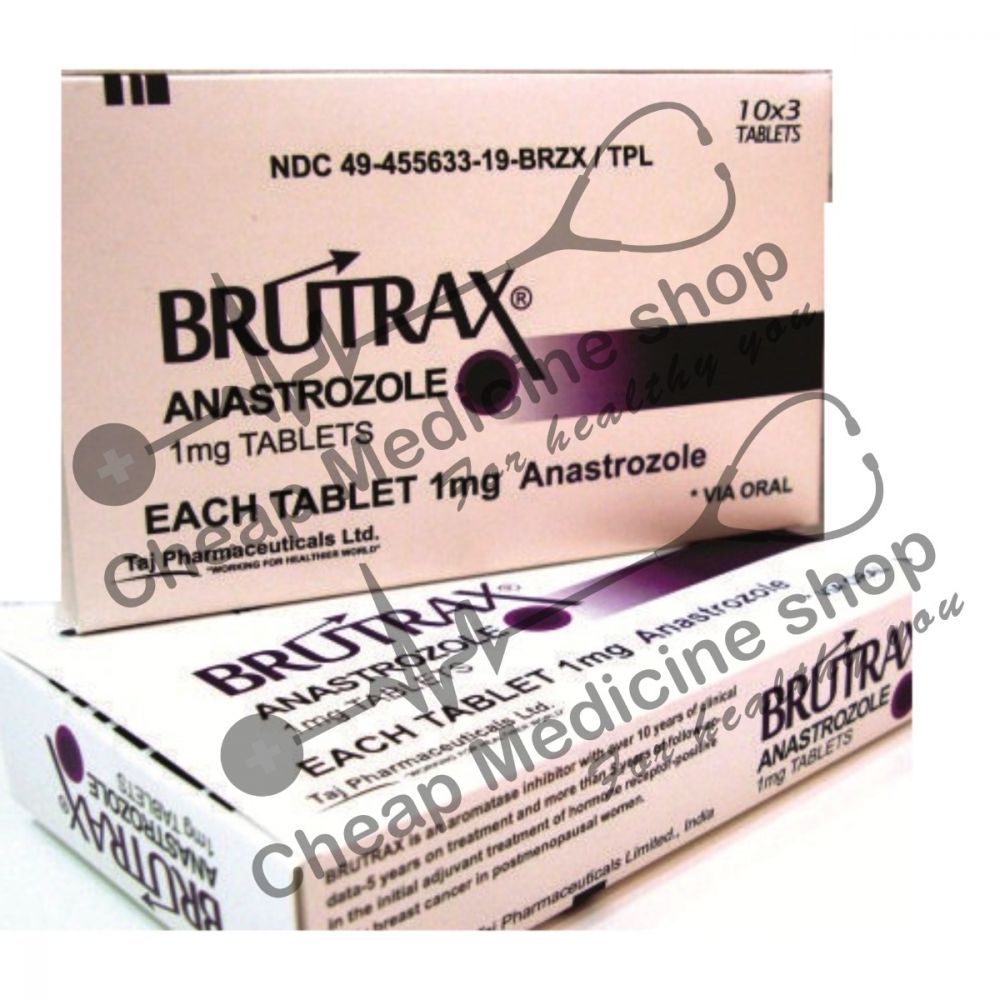 Buy Anastrozole_(Brutrax)_1mg_tablet