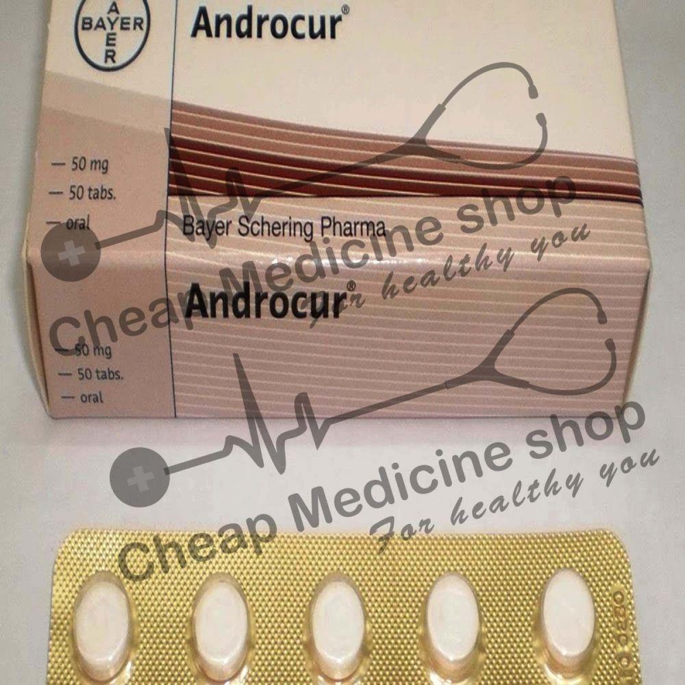 Buy Androcur 50 Mg