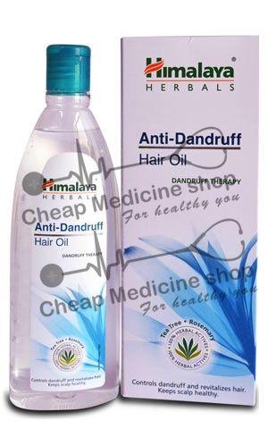 Anti-Dandruff Hair Oil 100ml