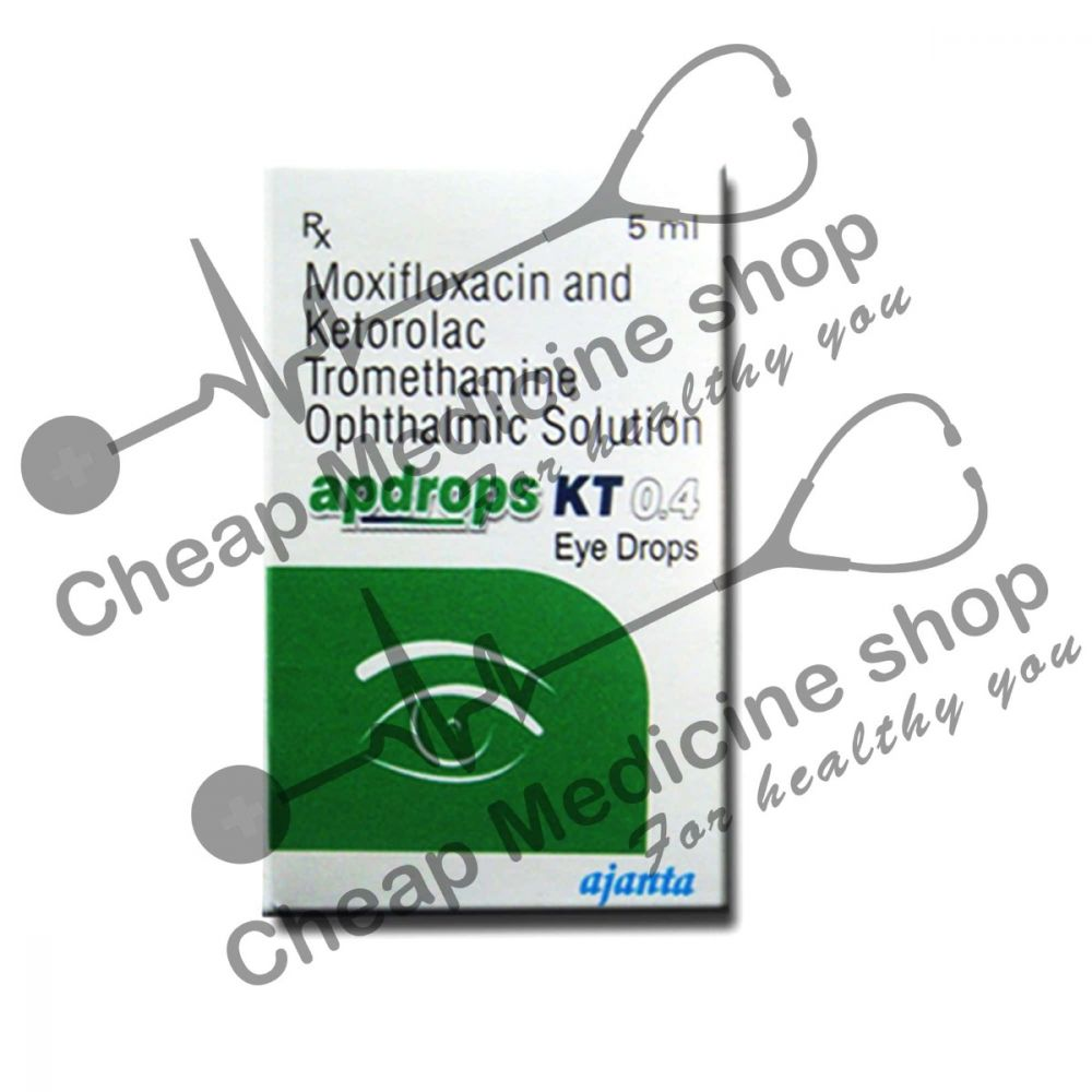 Buy Apdrops KT 5 ml Eye Drop