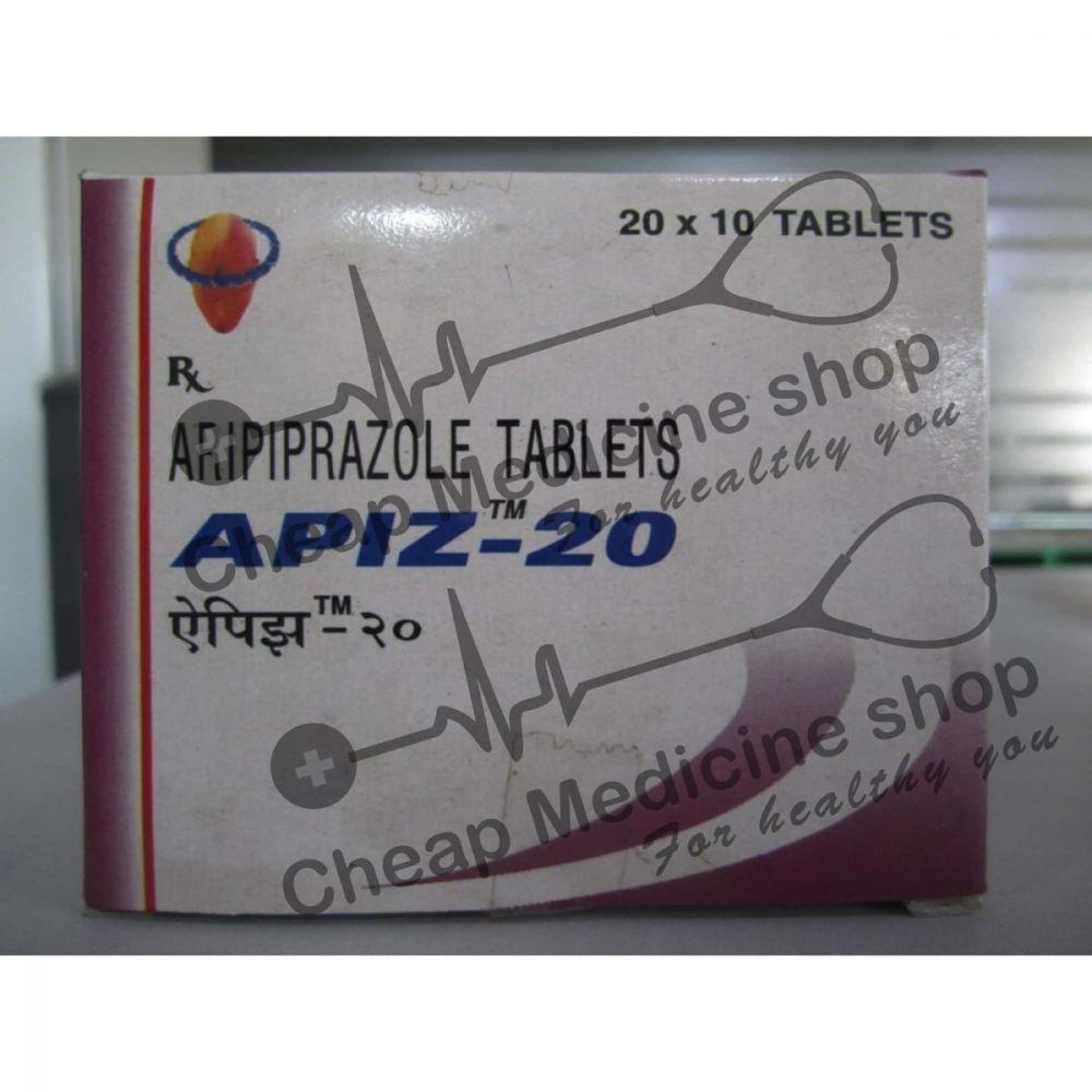 Buy Apiz 20 Mg Tablet