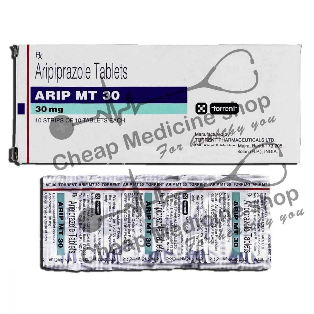Buy Arip MT 30 Tablet