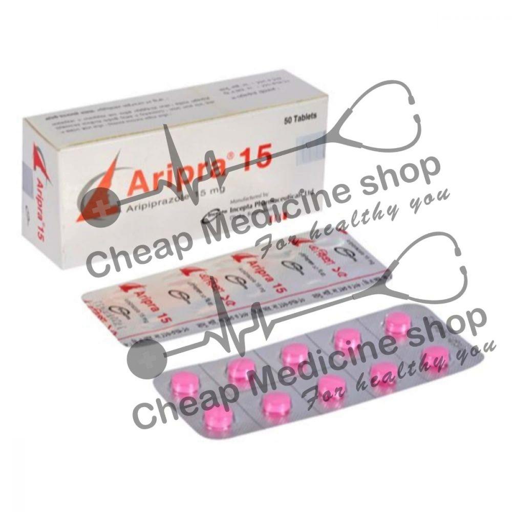 Buy Aripra 15 Mg Tablet