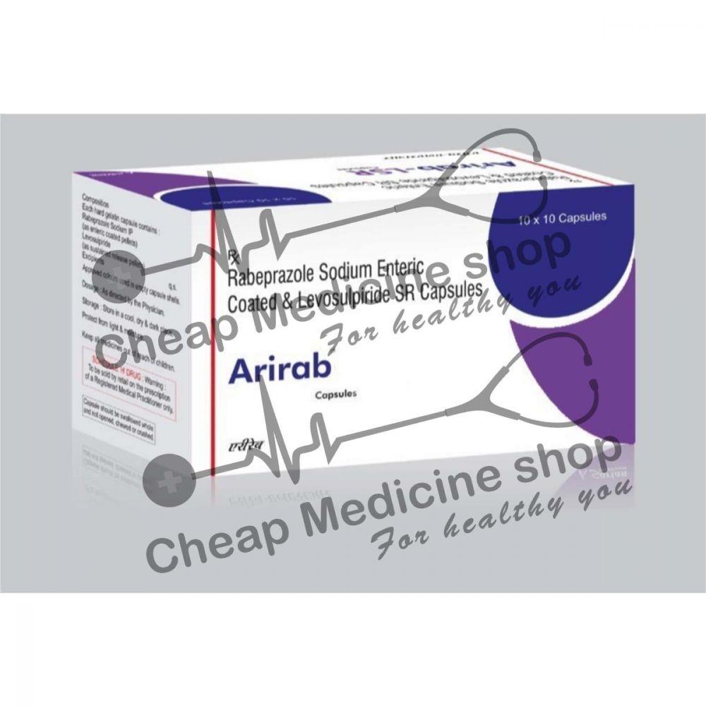 Buy Arirab-IT 20Mg/150Mg Capsule