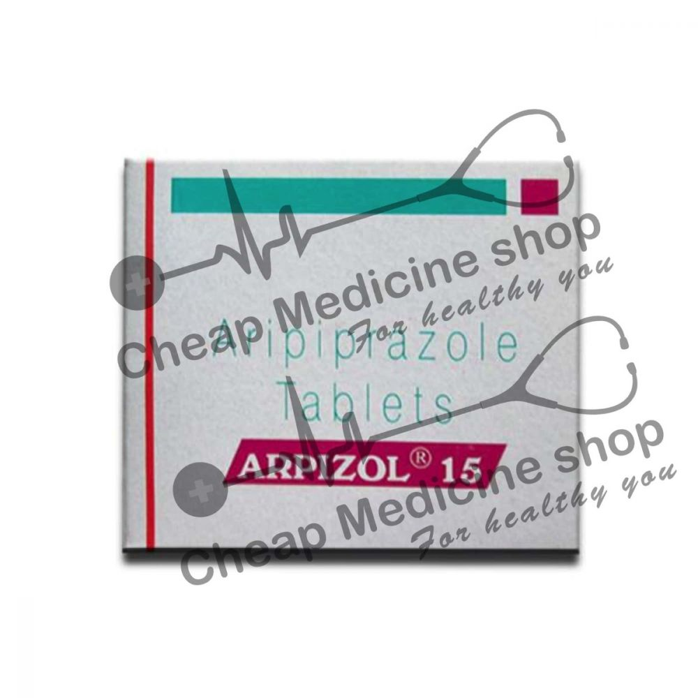 Buy Arpizol 15 Mg Tablet