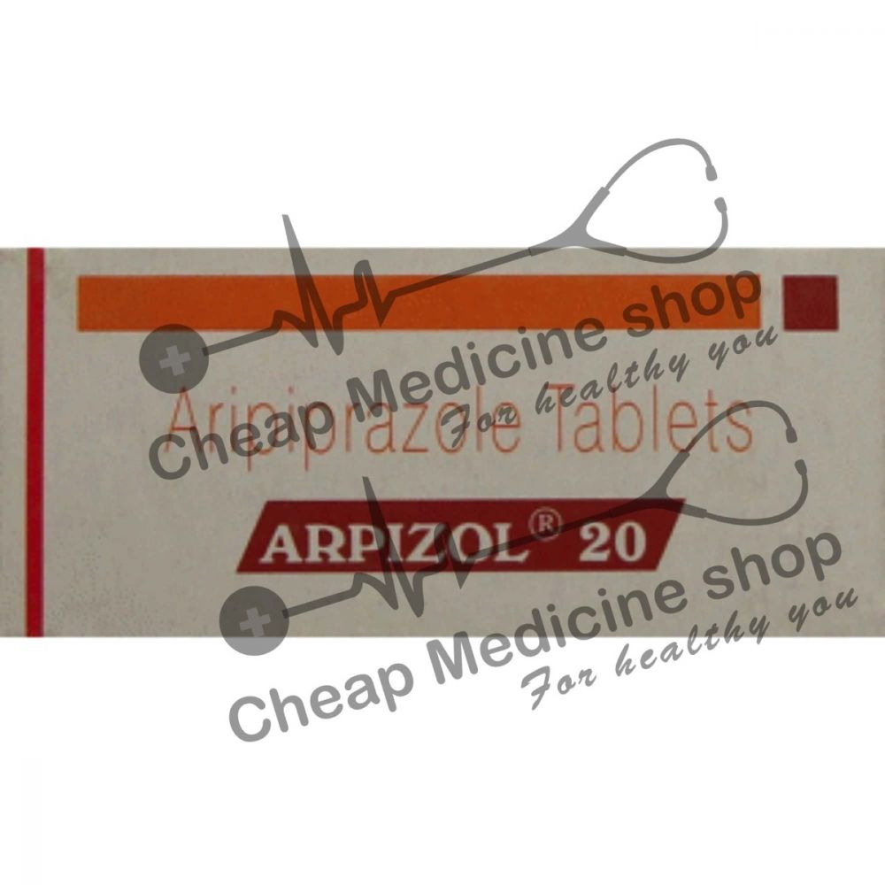 Buy Arpizol 20 Mg Tablet