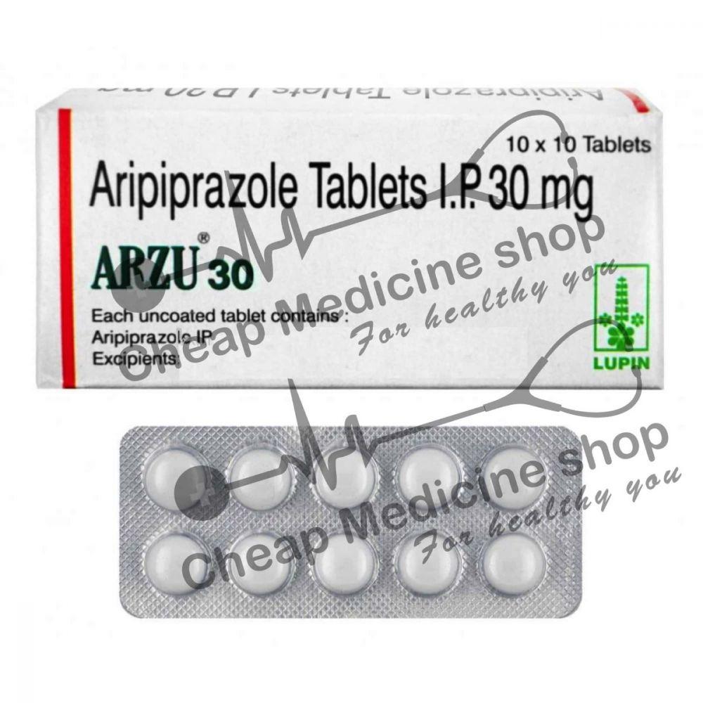Buy Arzu 30 Mg Tablet