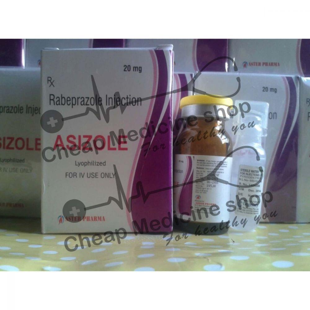 Buy Asizole 20 Mg Injection