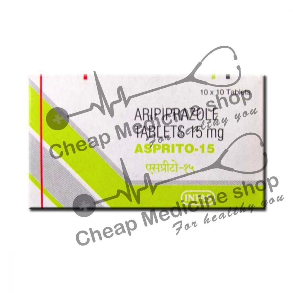 Buy Asprito MT 15 Mg Tablet