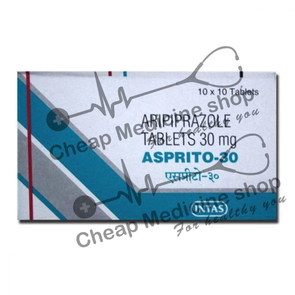 Buy Asprito 30 Mg Tablet