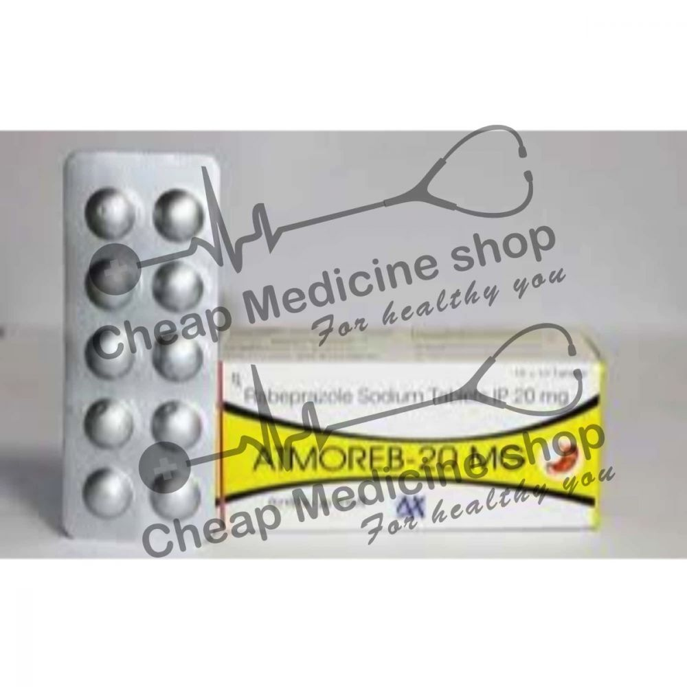 Buy Atmoreb 20 Mg Tablet