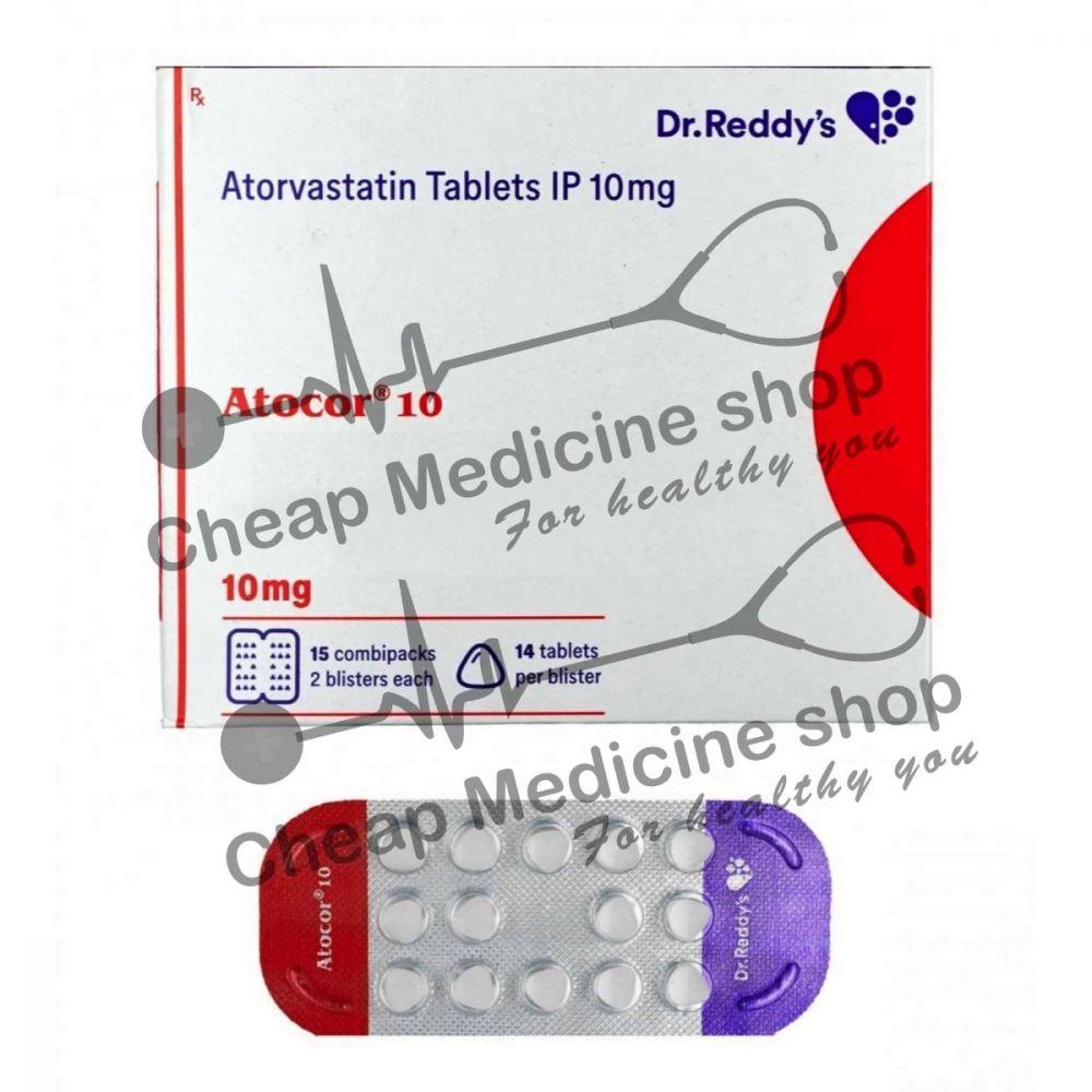 Buy Atocor 10 Tablet