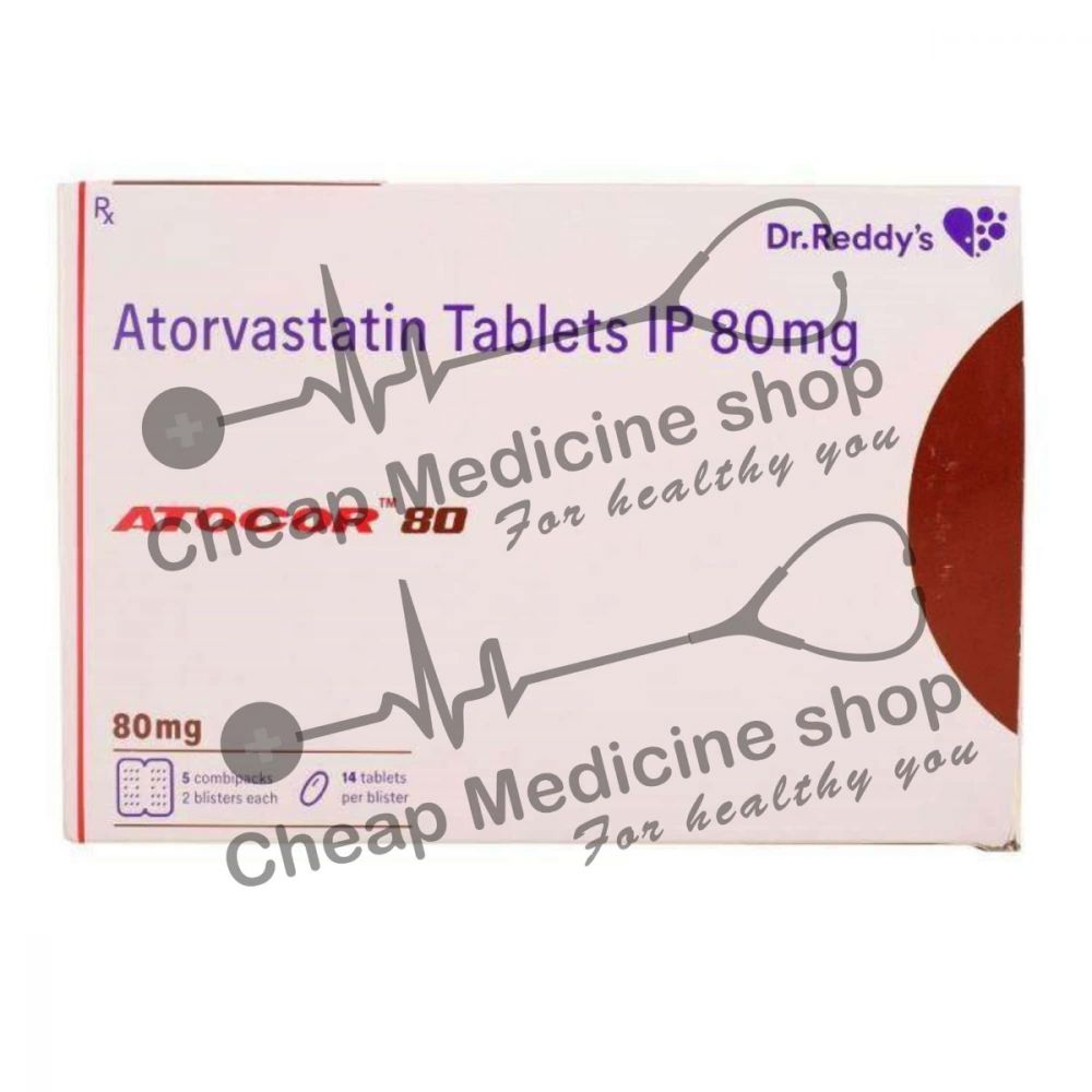 Buy Atocor 80 Tablet