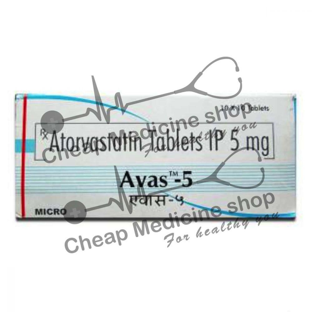 Buy Avas 5 Tablet