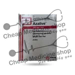Buy Azalive 100 Mg Injection