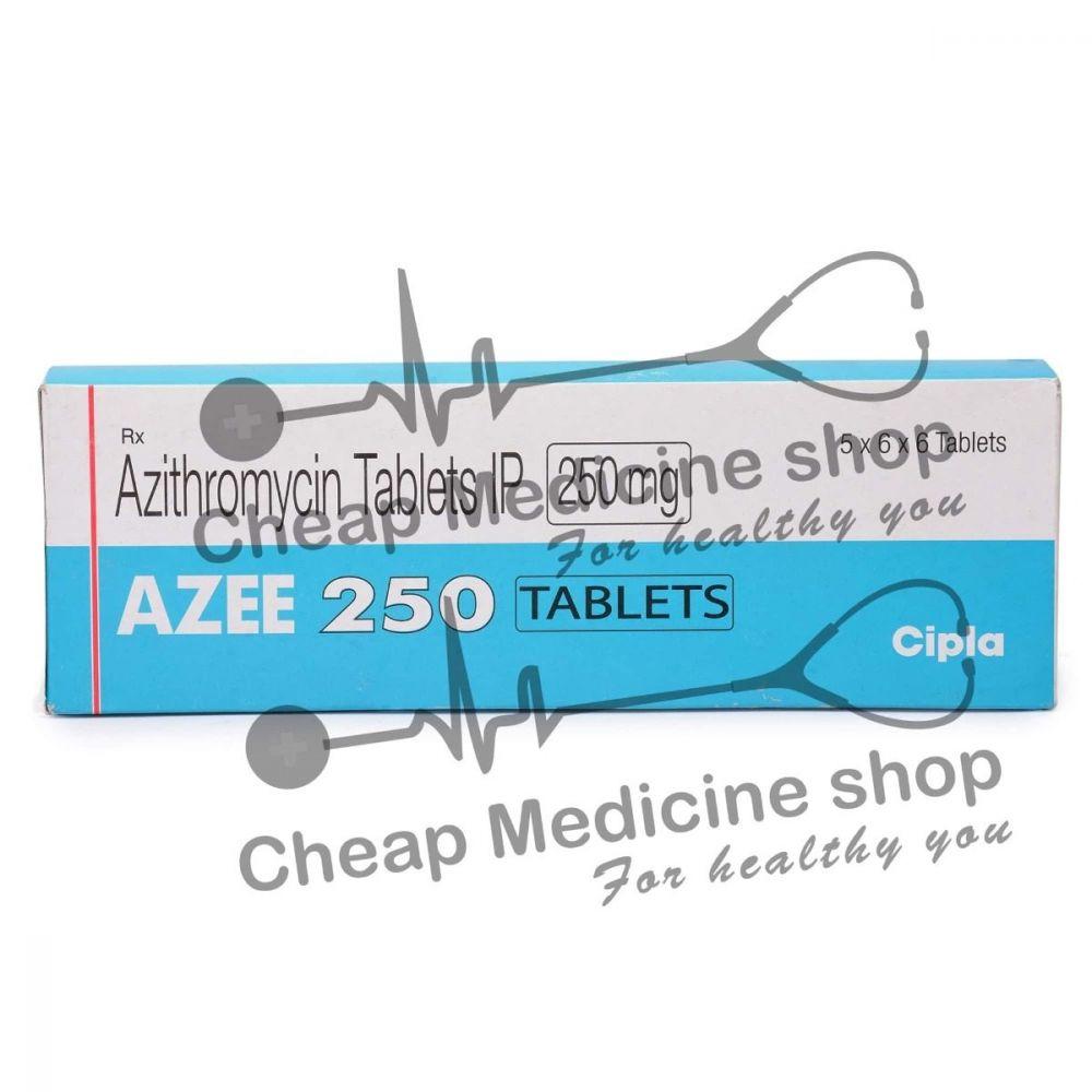 Azee 250 Mg, Zithromax, Azithromycin