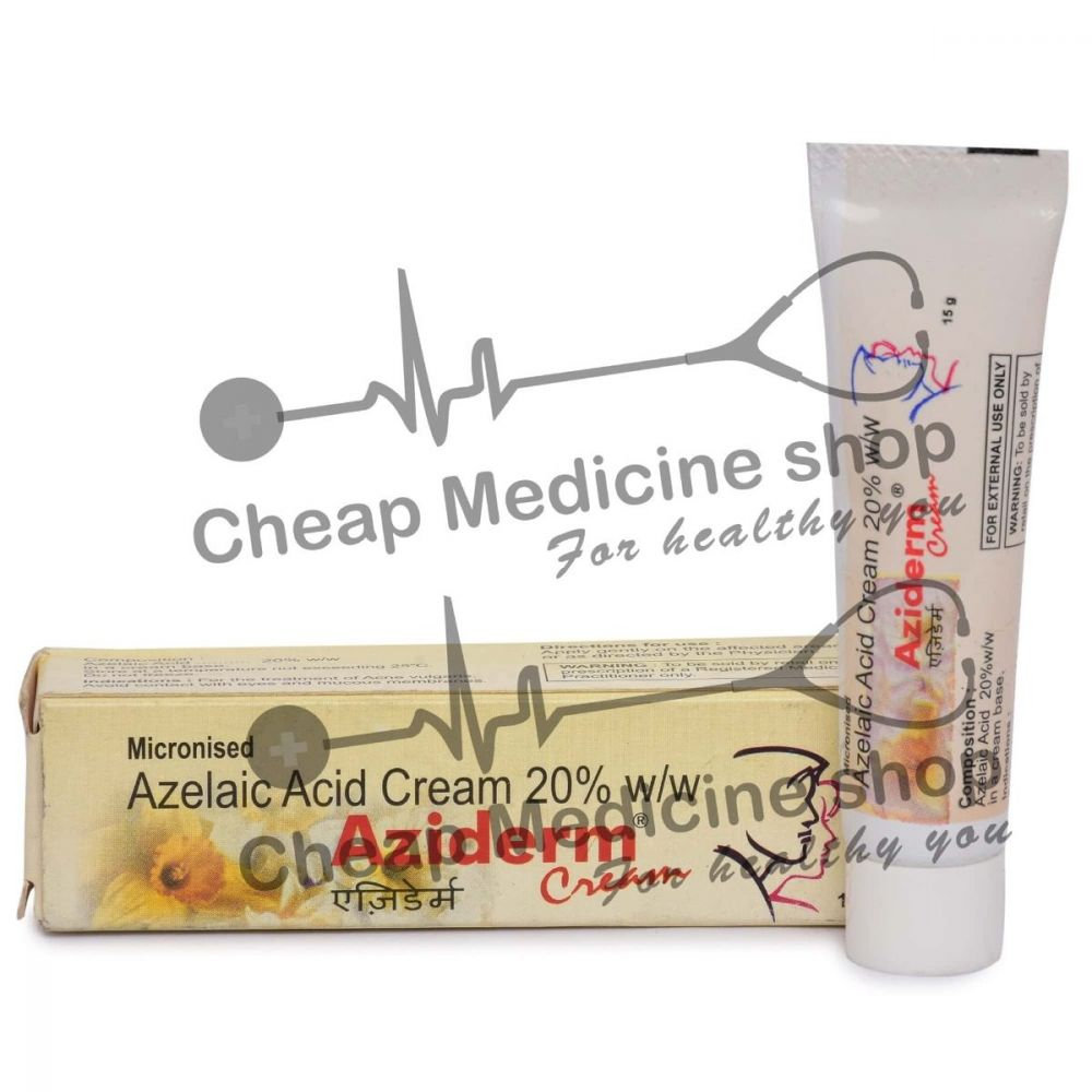 Aziderm Cream 20% (15 Gm), Finacea Cream, Azelaic Acid