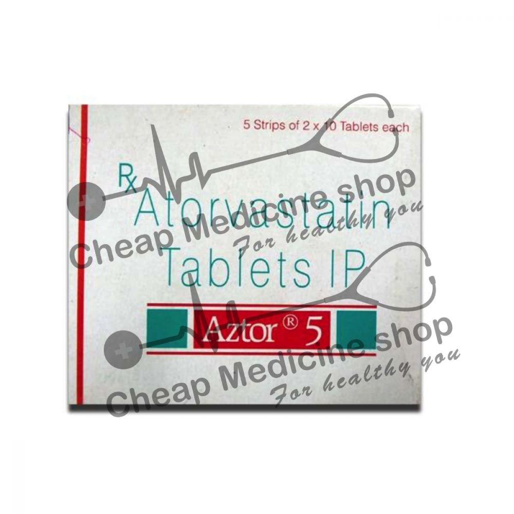 Buy Aztor 5 Tablet