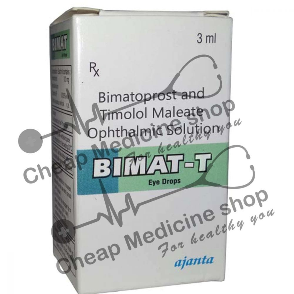 Buy Bimat-T Eye Drop (Bimatoprost)