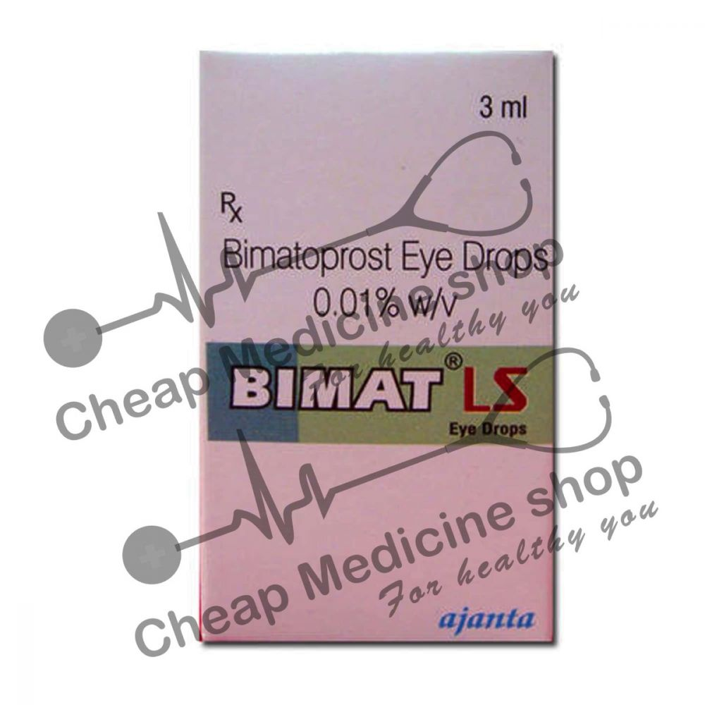 Buy Bimat LS Eye Drop (Bimatoprost)