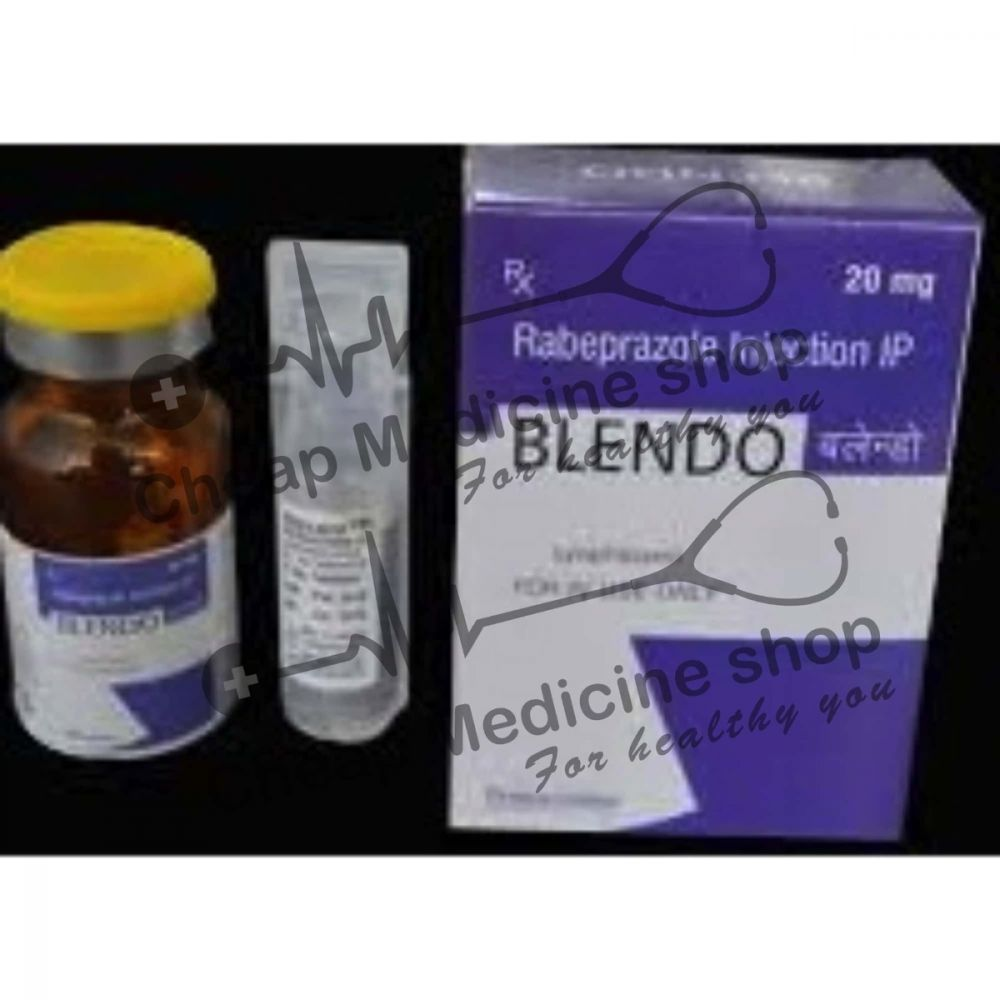 Buy Blendo 20 Mg Injection