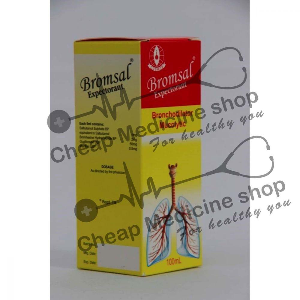 Buy Bromsal Syrup